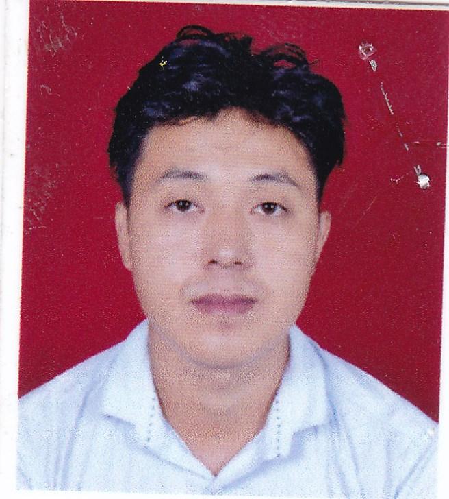 MR. KHAGENDRA IWAHANG LIMBU