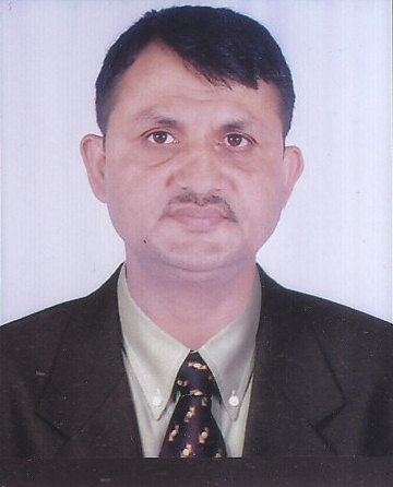 Mr Nagendra Mishra