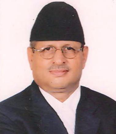 Mr. Krishna Prasad Gautam
